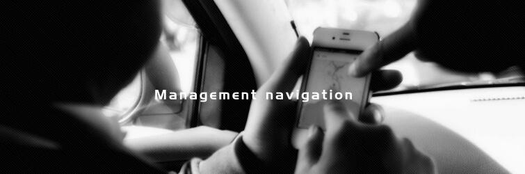 Management navigation